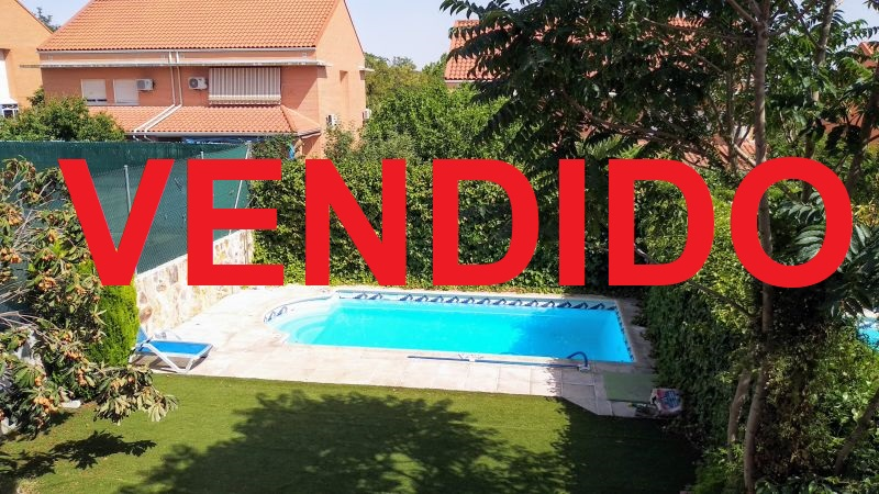 Chalet independiente en Rivas-Vaciamadrid (Madrid)